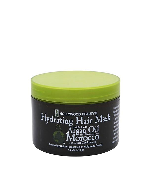 Hollywood Beauty Argan Oil Hair Mask 7.5 oz