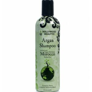 Hollywood Beauty Argan Shampoo 12 oz