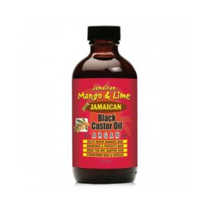 Jamaican Mango & Lime Jamaican Black Castor Oil Argan 4oz