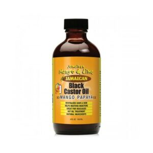Jamaican Mango & Lime Jamaican Black Castor Oil Mango Papaya 4oz