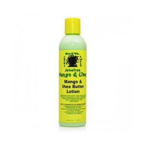 Jamaican Mango and Lime Mango Shea Butter Lotion 8oz