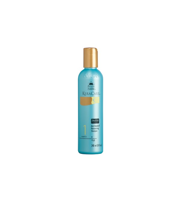 KeraCare Dry & Itchy Scalp Shampoo 240ml