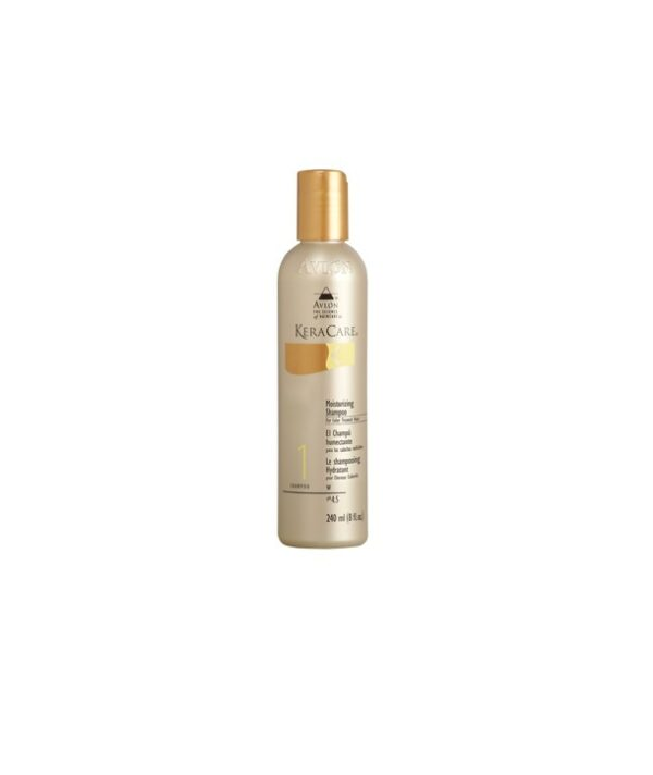 KeraCare Moisturizing Shampoo for Color Treated Hair 240ml