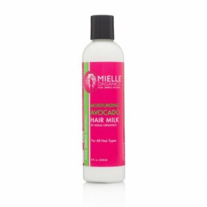 Mielle Organics Avocado Moisturizing Hair Milk 8 oz (240ml)