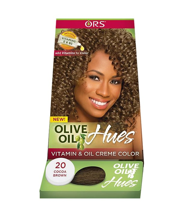 Ors Hair Color Cocoa Brown 8oz