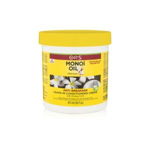 ORS Monoi Oil Anti-Breakage Leave-In Conditioning Creme 473ML