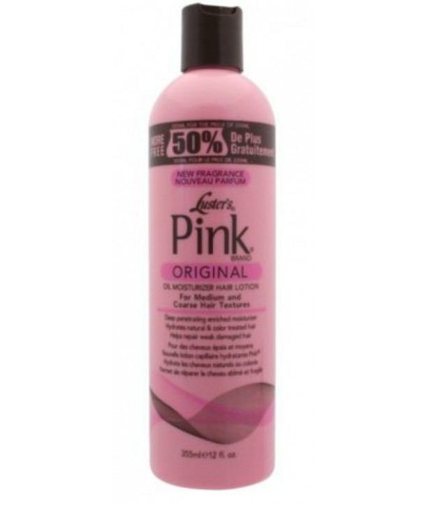 Pink Oil Moisturizer 355ml