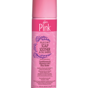 Pink Plus 2-N-1 Scalp Soother & Oil Sheen