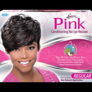 Pink Relaxer Kit 1App. Regular