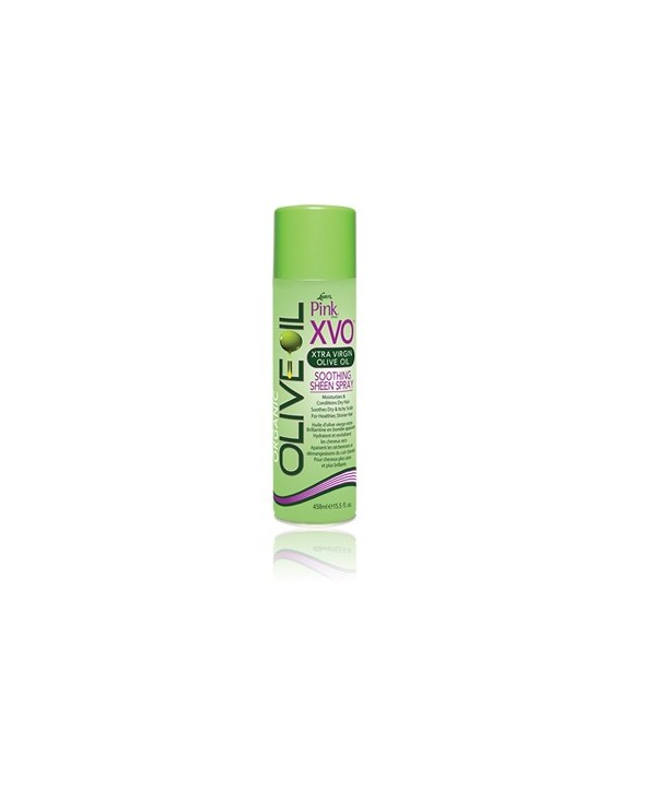 Pink XVO Soothing Sheen Spray 458ml