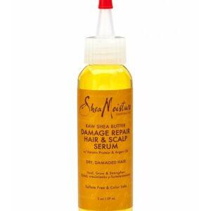 Shea Moisture Raw Damage Repair Hair & Scalp Serum 2oz