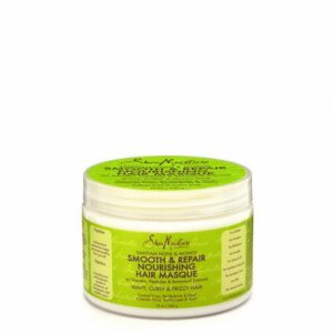Shea Moisture Tahitian Noni & Monoi Smooth & Repair Nourishing Hair Masque 12oz