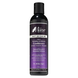 Mane Choice Soft As Can Be Revitalize & Refresh 3-in-1 Co-Wash, Leave In, Detangler 8 oz