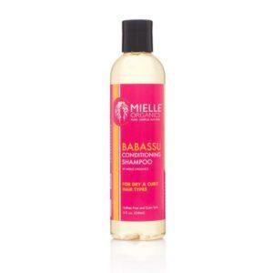 Mielle Organics Babassu Oil Conditioning Sulfate-Free Shampoo 8 oz