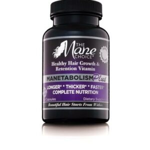 Mane Choice Manetabolism Plus Vitamins – 1 Month Supply (GMO FREE)