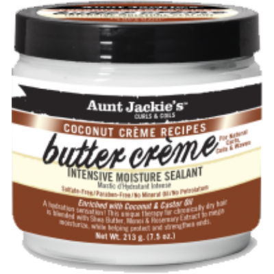 Aunt Jackie's Butter Creme Intensive Moisture Sealant 213gr