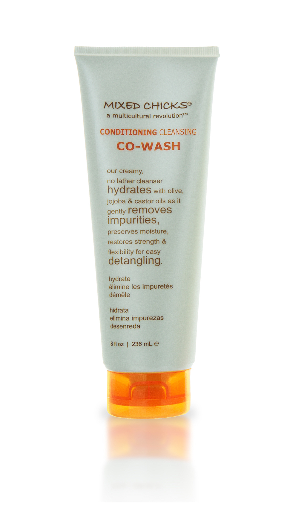 MIXED CHICKS CONDITIONING CLEANSING CO-WASH (8OZ / 236ML)