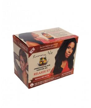 Sunny Isle Jamaican Black Castor Relaxer Kit