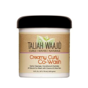 Taliah Waajid Creamy Co-Wash 16oz