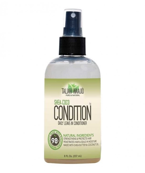 Taliah Waajid Shea Coco Leave in Conditioner Spray 8oz