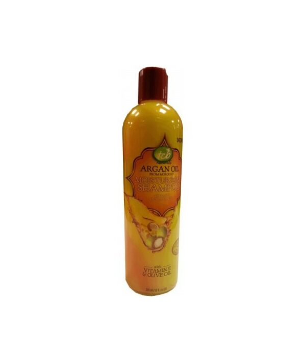 TCB Argan Oil Shampoo 12 oz