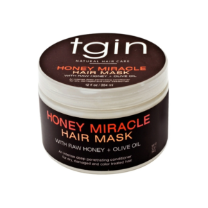 TGIN Honey Miracle Mask 12oz