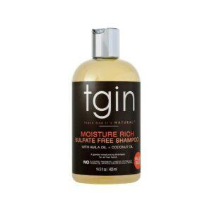 TGIN Moist Rich Sulfate Shampoo 14.5oz