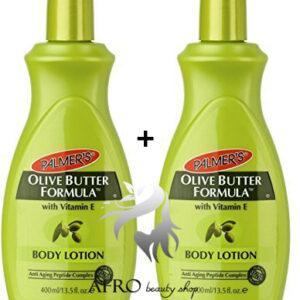 Palmer's Olive Butter Formula Moisturizing Lotion, Pump 400ml X 2