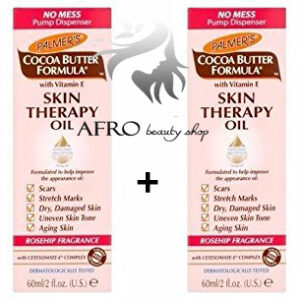 Palmer's Cocoa Butter Formula Skin Therapy Oil 60ml X 2
