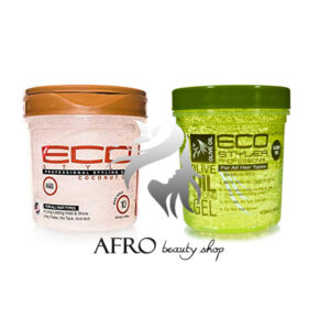 ECO styling gel coconut and olive gel 16 oz