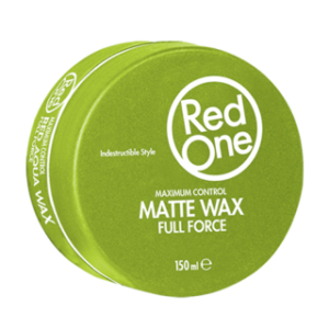 RedOne Hair Green Aqua Hair Wax Full Force 150ml (Green)