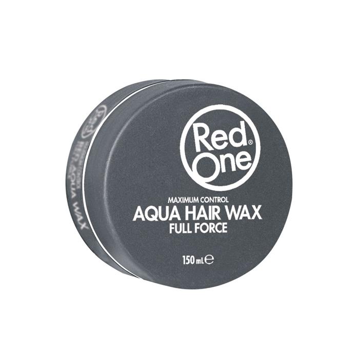 RedOne Hair Grey Aqua Hair Wax Full Force 150ml (Grey)