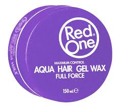 RedOne Hair Voilet Aqua Hair Wax Full Force 150ml (Voilet)