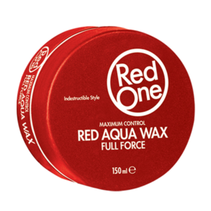 RedOne Hair Red Aqua Hair Wax Full Force 150ml (Red)
