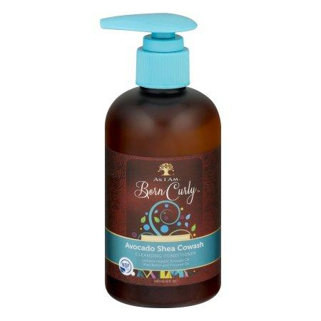 As I Am Naturally Born Curly Argan Leave-In Conditioner & Detangler