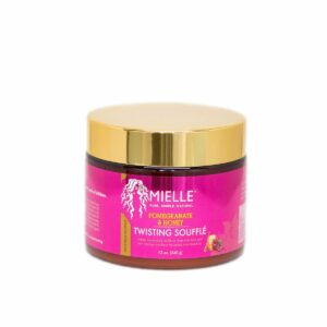 MIELLE ORGANICS POMEGRANATE & HONEY TWISTING SOUFFLÉ 12oz