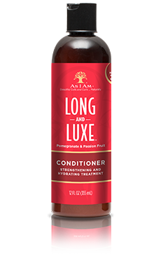 As I Am Naturally Long & Lux Conditioner 12oz