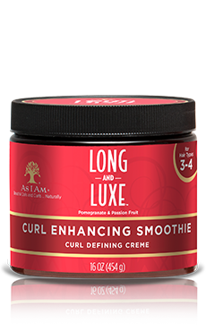 As I Am Naturally Long & Lux Curls Enhancing Smoothie 16oz