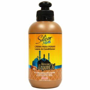 Silicon Mix Moroccan Argan Oil Leave-In 8oz