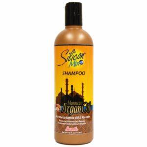 Silicon Mix Moroccan Argan Oil Shampoo 16oz