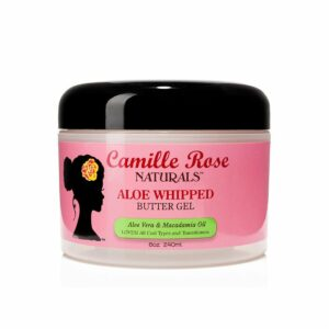 CAMILLE ROSE ALOE WHIPPED BUTTER GEL 8 OZ