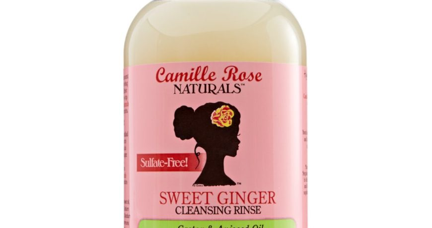 CAMILLE ROSE SWEET GINGER CLEANSING RINSE 12 OZ