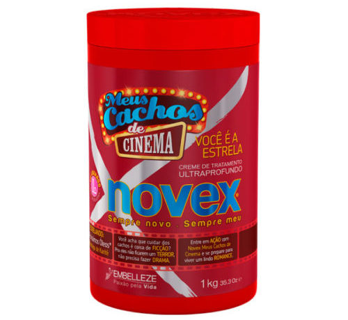 Novex Movie Star Hair Mask 1Kg/35oz