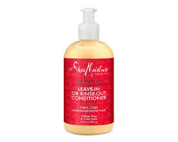 Shea Moisture Red Palm Oil & Cocoa Butter Rinse Out or Leave in Conditioner 384 ml