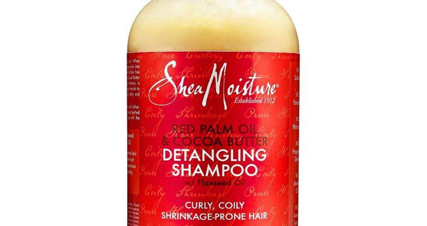 Shea Moisture Red Palm Oil & Cocoa Butter Detangling Shampoo 399 ml