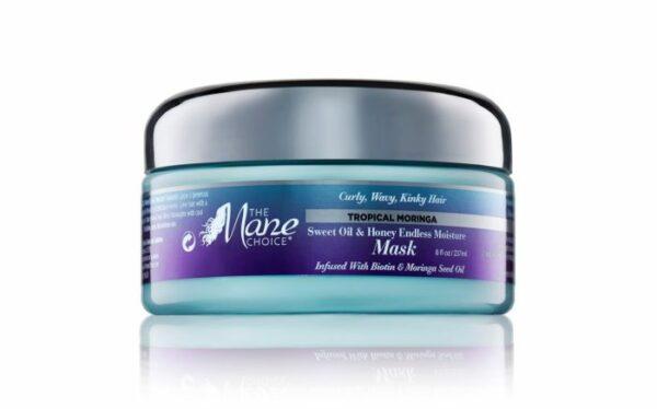 The Mane Choice Tropical Moringa Sweet Oil & Honey Endless Moisture Mask 236ml