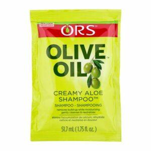 ORS creamy aloe shampoo sachet pack