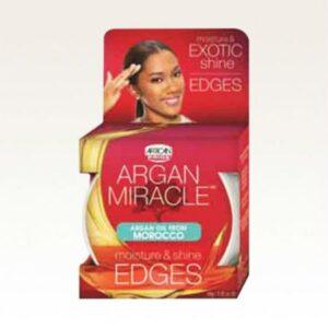 African Pride Argan Miracle Moisture & Shine Edges 64 gr