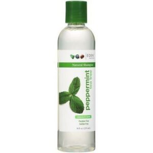Eden Bodyworks Peppermint & Tea Tree Shampoo 8 oz