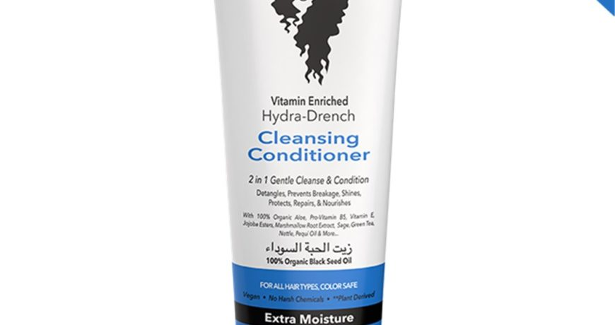 Bounce Curl Hydra-Drench Cleansing Conditioner 8 oz